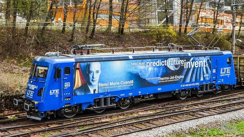 LTE Rail Henri Coanda