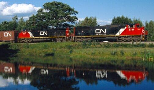 Wabtec a livrat a 1000a locomotivă Evolution Series Tier 4 pentru Canadian Național