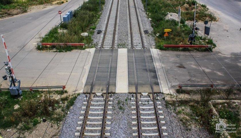 CFR SA licitează modernizarea unei treceri la nivel între Fetești și Ciulnița