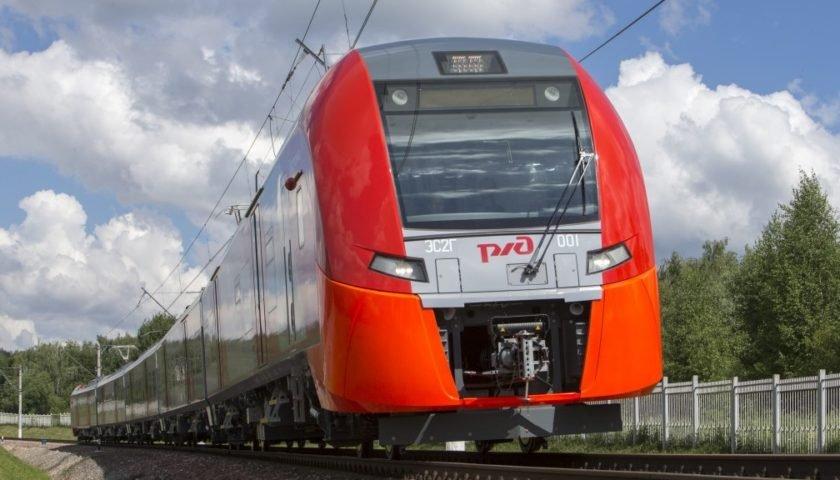 Căile ferate ruse au achiziționat 23 de trenuri suburbane și mai multe vagoane în prima parte a anului 2019