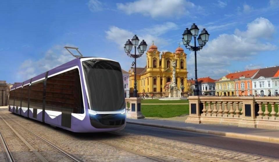 Primăria Timișoara a semnat contractul pentru noile tramvaie cu Bozankaya