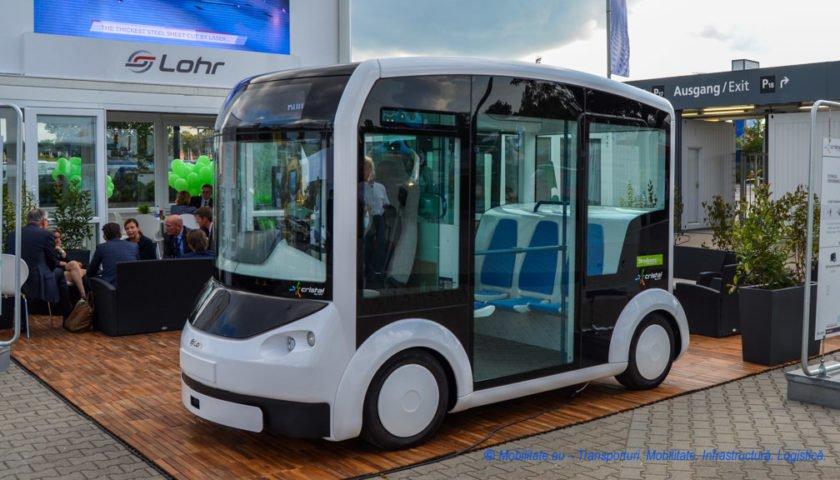 Torino urmează să încerce autobuzele autonome și taxiurile drone cu Airbus