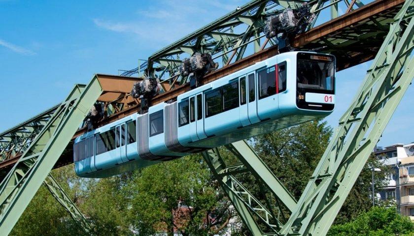 Sistemul digital de control al trenurilor Alstom intră în service pe rețeaua de tramvaie suspendate din Wuppertal