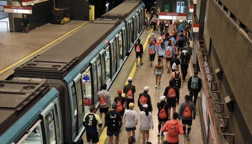 Alstom va eficientiza spațiile pentru persoanele cu mobilitate redusă la metroul din Santiago